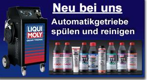 Automatikgetriege Spülung und Reinigen. wir sind eine Freie Werkstatt in Würzburg Heidingsfeld und freuen uns auf ihren Besuch. Getriebespülung in Würzburg