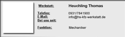 Wir von der H+ S Kraftfahrzeuge GmbH in Würzburg sind Ihr idealer Partner, wenn Sie für  Ihr Auto eine Reparatur benötigt. Als Meisterbetrieb garantieren wir Ihnen ein umfangreiches Know-how und Handwerkliches können